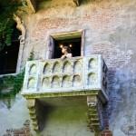 Verona – dom Romea i njegove prekrasne Julije