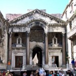 Split i povijesni kompleks Dioklecijanova palača