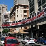 Sydney i prekrasan pogled na školjkaste krovove Opere