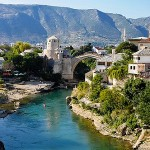 Mostar, kulturno i gospodarsko središte
