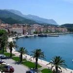 Makarska, grad podno Biokova