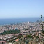 Santa Cruz de Tenerife u podnožju vulkana