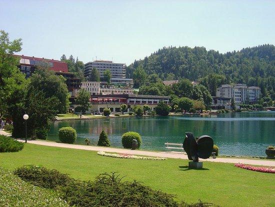 Bled, poznato lječilište