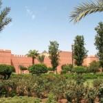 Marakeš (Marrakech), poznat kao crveni grad