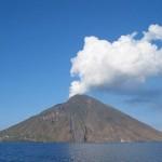 Stromboli, vulkanski stožac