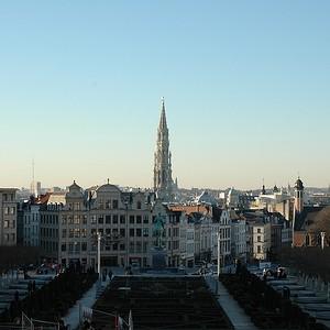 Bruxelles, neslužbena prijestolnica Europe