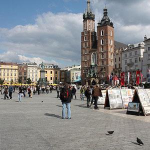 Krakov, najstariji poljski grad