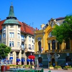 Subotica, najsjeverniji grad Srbije