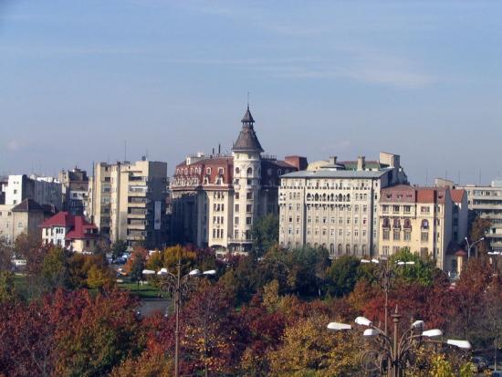 Bukurešt, nosi naziv Balkanski Pariz