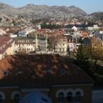 Cetinje, prijestolnica Crne Gore