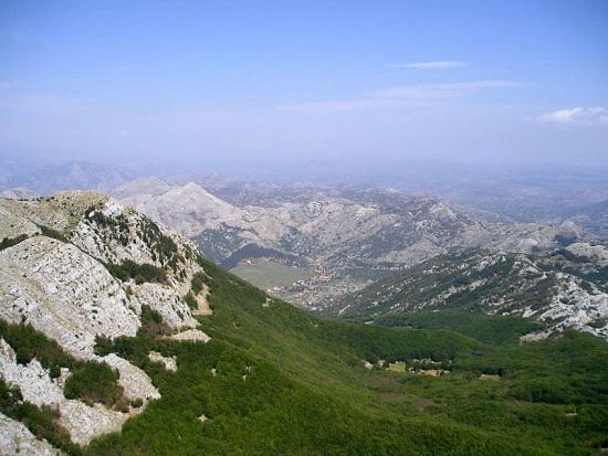 Nacionalni park Lovćen