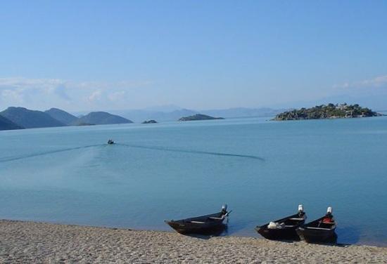 Nacionalni park Skadarsko jezero
