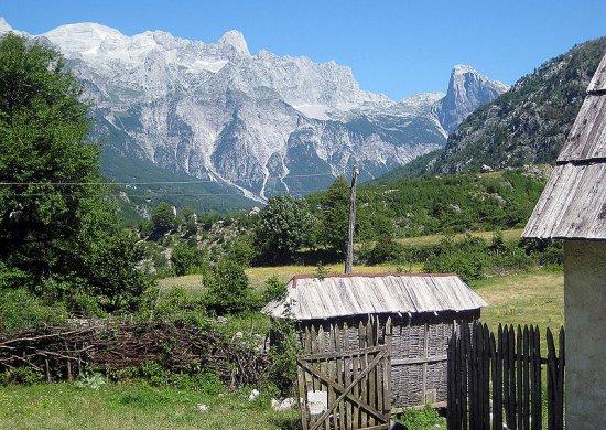 Nacionalni park Theth