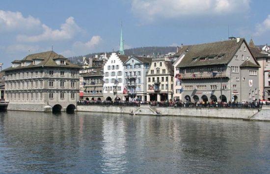 Zürich, najveći grad Švicarske