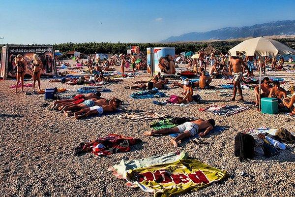 plaža na zrću