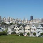 San Francisco i most Golden Gate