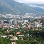Caracas, glavni grad Venezuele