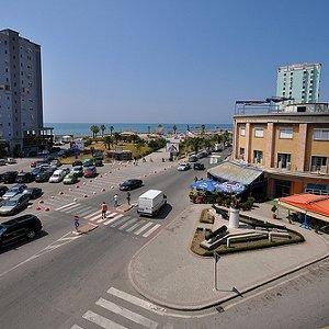 Drač, najznačajnija luka Albanije