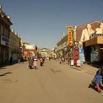 Irkutsk, glavni grad Sibirske oblasti