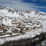 Isola 2000, mjesto za skijanje i sankanje