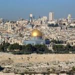 Jeruzalem, grad podijeljen na dva dijela