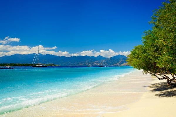 plaža otok bali