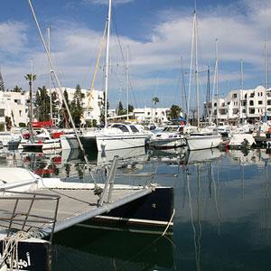 Port El Kantaoui – moderno turističko naselje