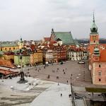 Varšava, glavni grad Poljske