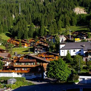 Adelboden, primamljiva destinacija za vrhunske sportaše