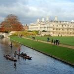 Cambridge, jedno od najstarijih sveučilišta