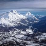 Cortina d' Ampezzo, okupljalište svjetskog jet seta