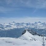 Crans Montana, mjesto za skijaše i snowboardere