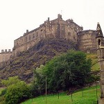 Edinburgh, glavni grad Škotske