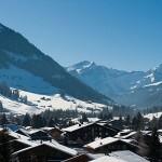 Gstaad, popularno ski odredište