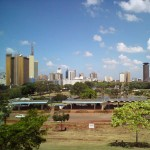 Nairobi, prijestolnica Kenije