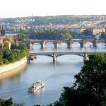 Prag, povijesna srednjovjekovna metropola