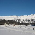 St. Moritz, jedno od najpoznatijih skijališta