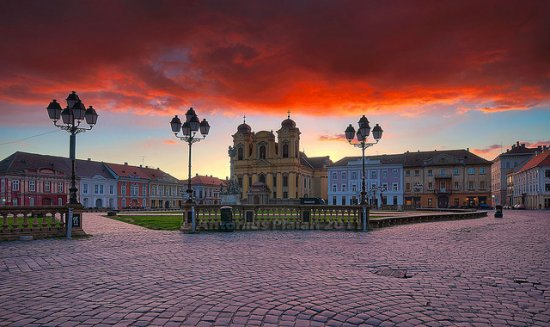 Temišvar, prvi grad s električnim osvjetljenjem u Europi
