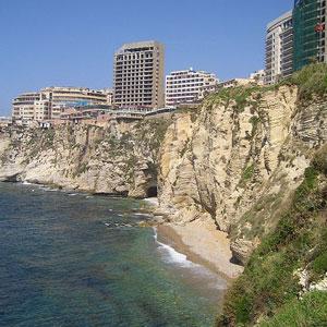 Beirut, najveći libanonski grad