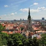 Bratislava, glavni grad Slovačke