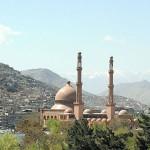 Afganistan, kontinentala država u Aziji