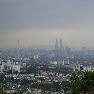 Kuala Lumpur, glavni grad Malezije