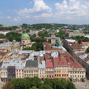 Lavov, prvi po broju kulturno-povijesnih spomenika