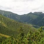 Tatre, planinski lanac na granici Slovačke i Poljske