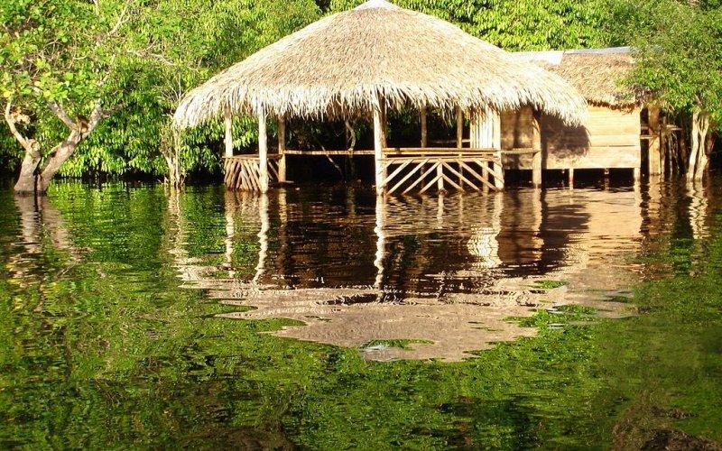 Amazona, najpoznatija mistična rijeka
