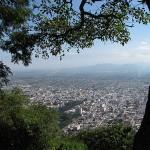 Salta i pogled na dolinu San Bernardo
