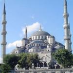 Plava džamija, veličanstvena građevina