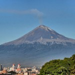 Popocatepetl, najpoznatiji meksički vulkan