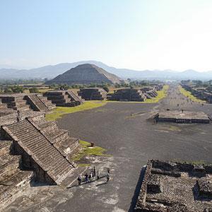 Teotihuacan, nekadašnji najveći grad na svijetu