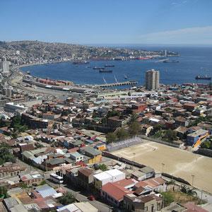 Valparaiso, dom pjesnika Pabla Nerude